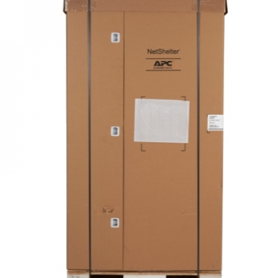 apc原装服务器网络机柜AR3100SP,并柜安装配件, 文档光盘600mm