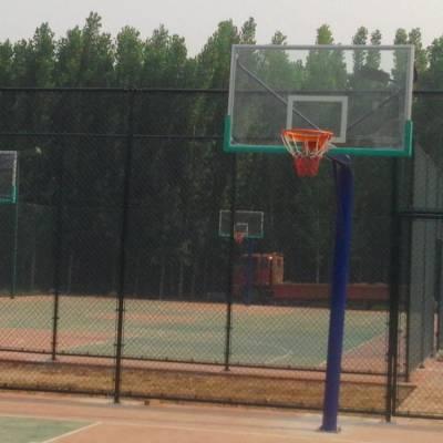 学校运动场围栏防护网厂家批发 体育场球场围网护栏网尺寸