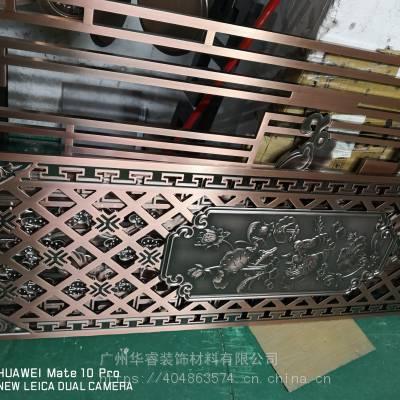 ***制作安装金属浮雕屏风,围栏扶手制品 ***金属艺术墙铝精雕、铜精雕对外加工