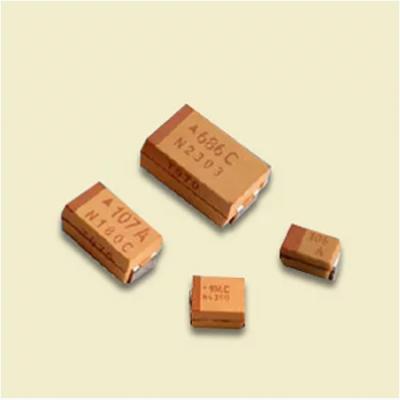 AVX钽电容一TAJA106K010RNJ / 10uF / 10V/