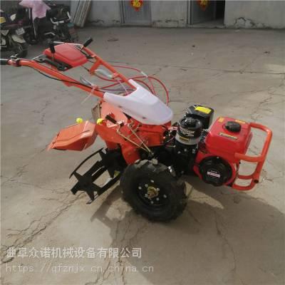 家用旋耕机 多功能柴油旋耕机设备 农业机械