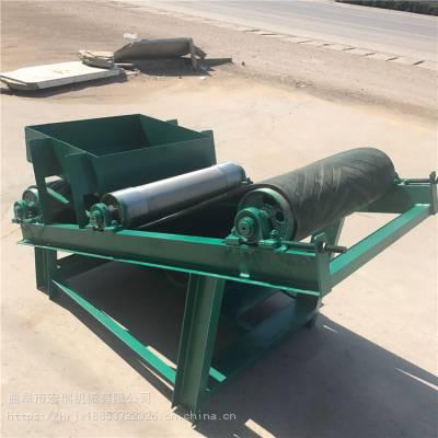 江西谷物扬杂抛粮机厂家定做小型移动式抛粮机 五谷杂粮清选扬粮机