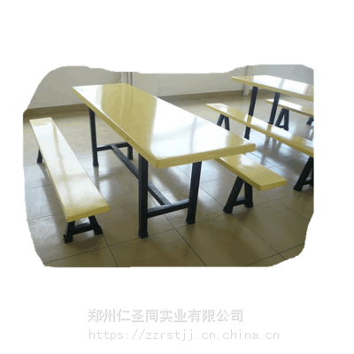 许昌不锈钢餐桌椅【柳青花红】食堂餐桌椅