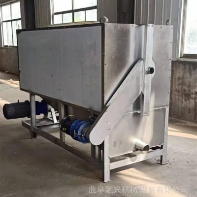 不锈钢动物粪便分离机 全自动干湿分离机供应 养殖场畜牧粪便脱水机