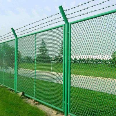 肥西县铁丝网厂-护栏网围网-厂区隔离栅订制