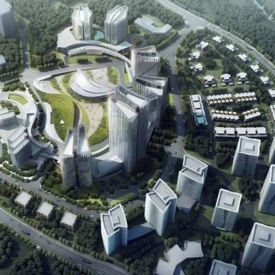 利安达成功签约重庆仙桃数据谷空气净化设备项目
