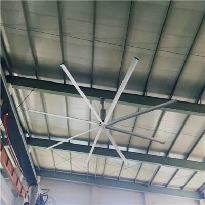 湖南6.7米无刷直流吊扇,仓库降温风扇大型吊扇 有口皆碑 上海爱朴环保科技供应