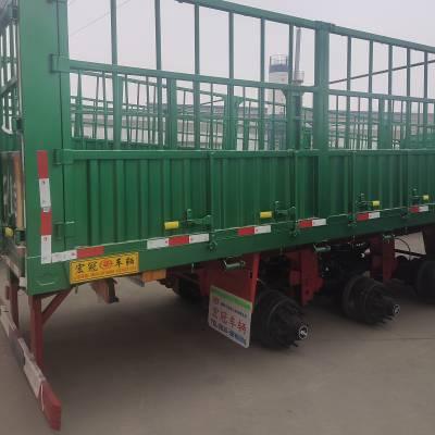 开封鼓楼13米低平板大件运输半挂车厂家报价