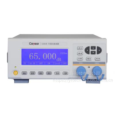 6383A/B 可调光衰减器 中国ceyear思仪 6383A/B 1200nm~1650nm