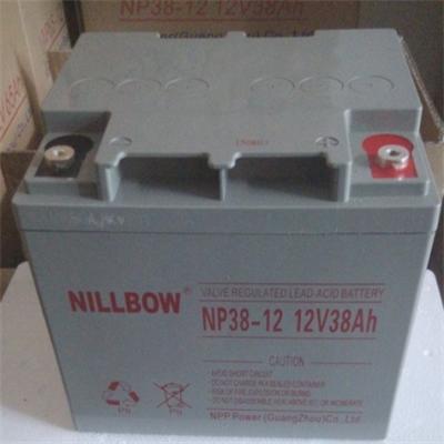 力宝蓄电池NP12-12 12V12AH价格