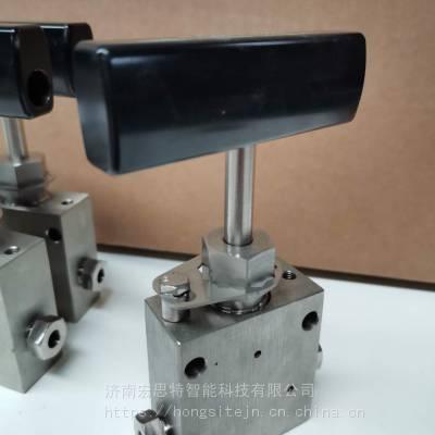高压元器件针阀 耐高压不锈钢材质针阀 超 高压针阀HST