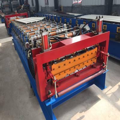 供应腾宇840-900双层彩钢压瓦机 ***欢迎来电