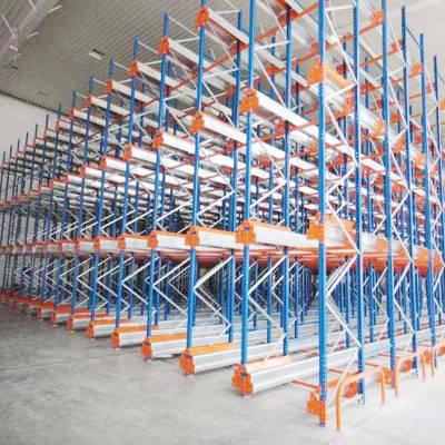 重庆固联贯通式工业货架生产厂家