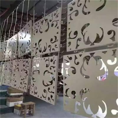 商业大楼外墙氟碳镂空雕花铝单板-2.0mm规格定制