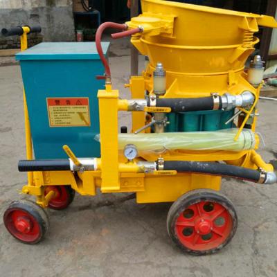 四川省 成都中拓销售HPS-7i型矿用喷浆机 湿式喷浆机改善喷敷效果好