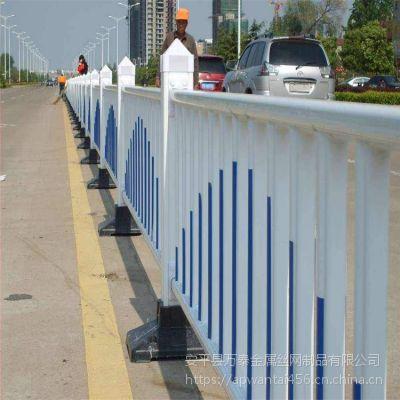 马路人行道护栏 隔离带 中心路护栏网