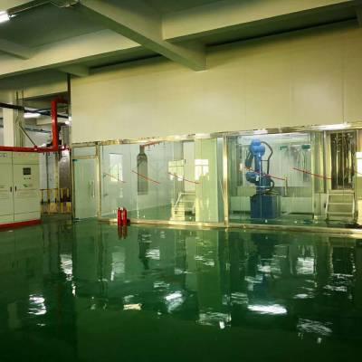 全自动喷涂机器人生产线 深圳巨豪自动化 jh-11