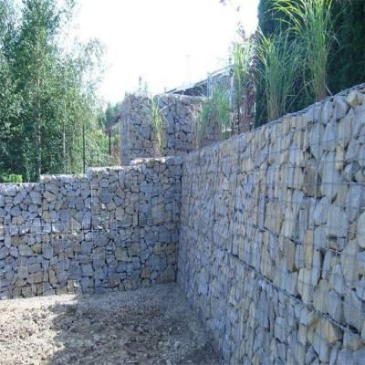 现货供应生态绿格网 雷泰 景观石笼网 石笼挡墙 结实耐用