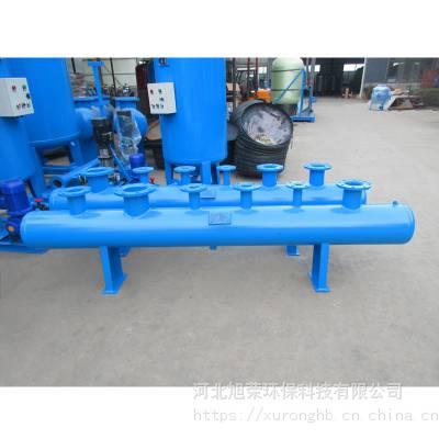 安康空调分集水器价格 地暖分集水器DN800 大型分汽缸集汽缸