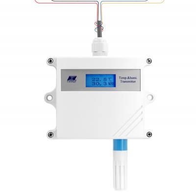 北京昆仑海岸空气温湿度变送器JWSK-6ACW 空气温湿度变送器生产厂家