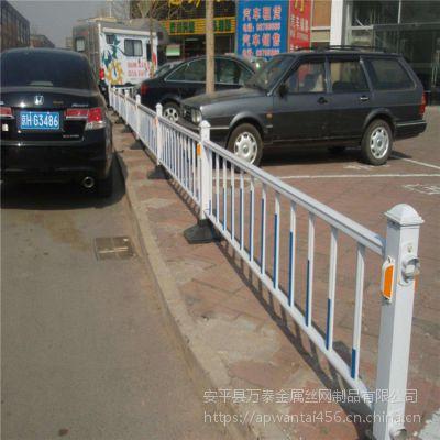 城市道路隔离网 市政护栏 道路护栏安装