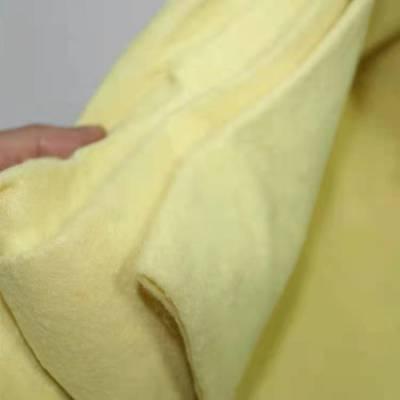 厂家供应 凯夫拉绝缘保温无纺布 芳纶防火阻燃毛毡布 可定制规格