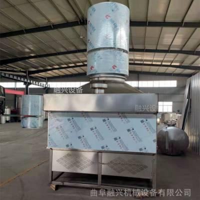 白酒冷却器出售 酿酒用甑锅冷却器 融兴 厂家供应
