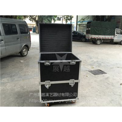 展越定做铝合金箱运输航空箱定制仪器箱服装箱展会箱设备箱音响机柜箱