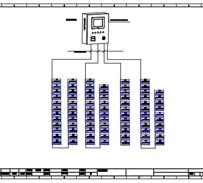 荆门剧院电气火灾监控系统设计与应用