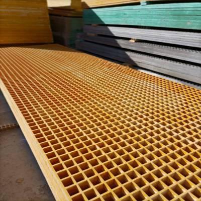地沟盖板格栅盖板玻璃钢聚氨酯格栅