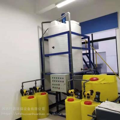 南宁医疗污水处理系统-竹源