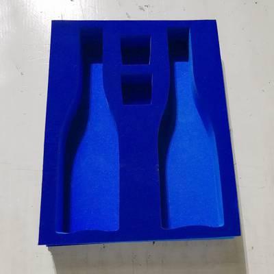 重庆五金机器人包装内衬 ***电脑锣雕刻一体成型EVA包装内衬厂家