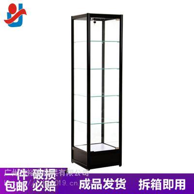产品展示柜玻璃展柜珠宝饰品柜模型展示架样品化妆品陈列柜货架