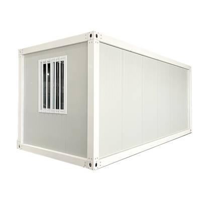 泰安豪华版移动板房 中灿集装箱价格表 可移动板房样品