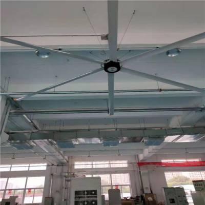 湖北7.3米工业吊扇 有口皆碑 上海爱朴环保科技供应