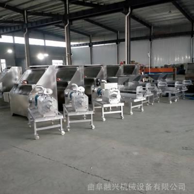 鸡粪牛粪猪粪固液分离机 固液分离机厂家 动物粪便挤水机