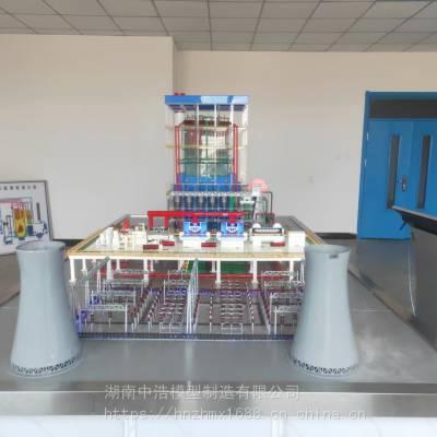 东方电气-1000火力发电厂模型;