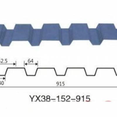 温州YX38-152-914横装墙面板现货可定制