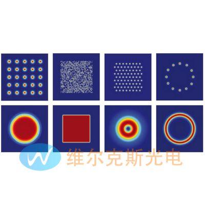 分束器 匀化器 衍射光学元件DOE丨用于激光材料加工,美容治疗