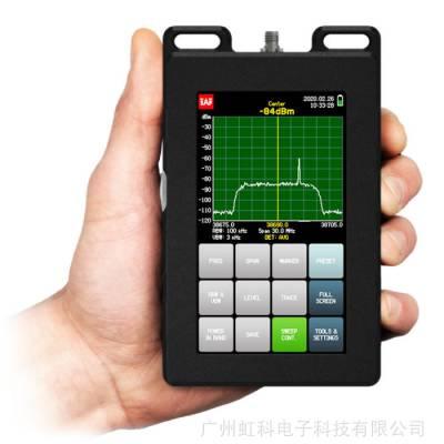 6-24.3GHz 手持式<b><b>频谱</b><b>分析仪</b></b>|虹科卫星通信与无线电|SAF Technika