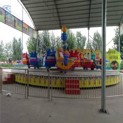 户外游乐设备霹雳转盘公园大型游乐设施厂家