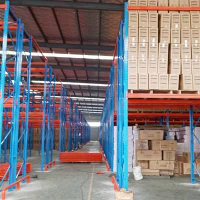 重庆重型货架/钢制横梁式货架/重庆库房货架厂家供应