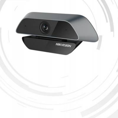 DS-U14 海康威视2K USB直播摄像机 3.6mm定焦 内置麦克风 拾音距离5米