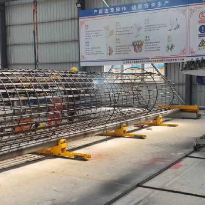 钢筋笼绕线机|数控钢筋笼绕筋机
