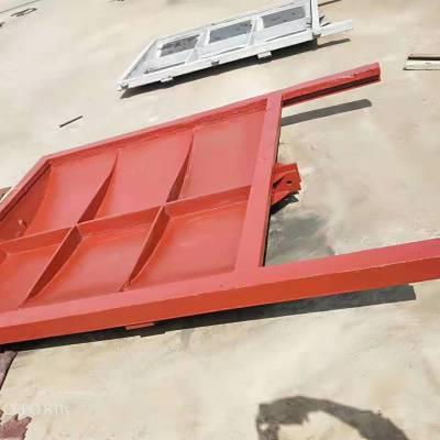 0.2米 0.3米0.4米 铸铁闸门 渠道闸门 机闸一体式铸铁闸门厂家