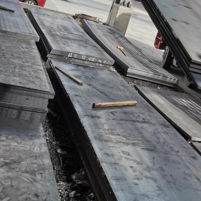 乐从钢铁世界钢板批发商 中普q235钢板货源充足