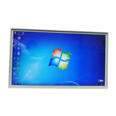 深圳触摸一体机 42/50/55寸平板交互式智能商用家用会议培训幼儿园显示器教学一体机安卓微软双系统