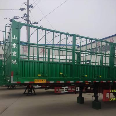 13米集装箱不锈钢半挂车价格