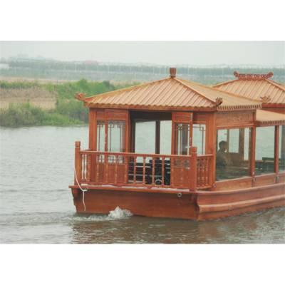 湖南双牌景点常用仿古画舫船可以定做
