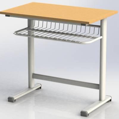 长方形学生课桌